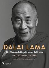 Zijne heiligheid de veertiende Dalai Lama : de geïllustreerde biografie