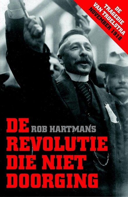 De revolutie die niet doorging : de tragedie van Troelstra - november 1918