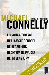 Mickey Haller 5-in-1-bundel : vijf boeken met advocaat Mickey Haller, beter bekend als de Lincoln Lawyer