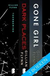 3-in-1-bundel : de bestellers Gone girl, Dark places en Teerbemind in een bundel