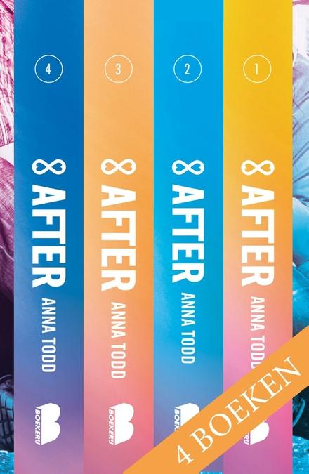After-serie 4-in-1 : de complete serie After in één bundel