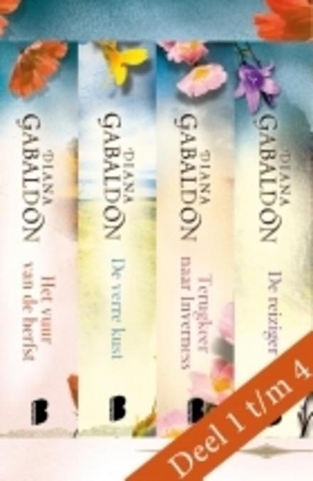 De Reiziger-serie. Deel 1 t/m 4, Vier romans in één bundel