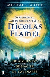 De geheimen van de onsterfelijke Nicolas Flamel : trilogie. 1
