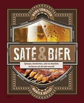 Saté en bier : spiesjes, brochettes, saté en shaslicks en bieren uit heel de wereld
