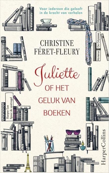 Juliette, of Het geluk van boeken