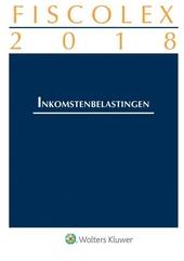 Fiscolex 2018 : wetboek van de inkomstenbelastingen met uitvoeringsbesluiten en bijzondere wetgeving : Vlaamse Code...