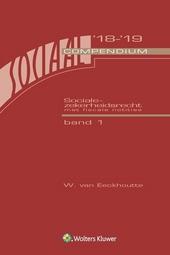 Sociaal compendium socialezekerheidsrecht 2018-2019 : met fiscale notities