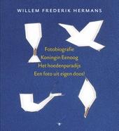 Beeldend werk : fotobiografie, koningin Eenoog, het hoedenparadijs, een foto uit eigen doos!