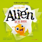 Er zit een alien in je boek