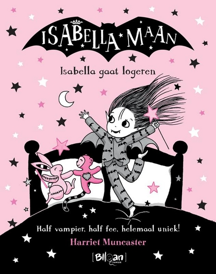 Isabella gaat logeren