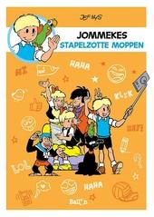 Jommekes stapelzotte moppenboek