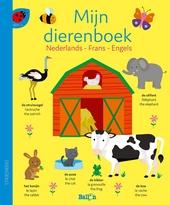 Mijn dierenboek : Nederlands, Frans, Engels