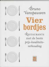 Vier bordjes : restaurants met de beste prijs-kwaliteitsverhouding