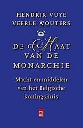 De maat van de monarchie : macht en middelen van het Belgische koningshuis