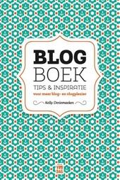 Blogboek : tips & inspiratie voor meer blog- en vlogplezier