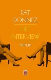 Het interview : roman