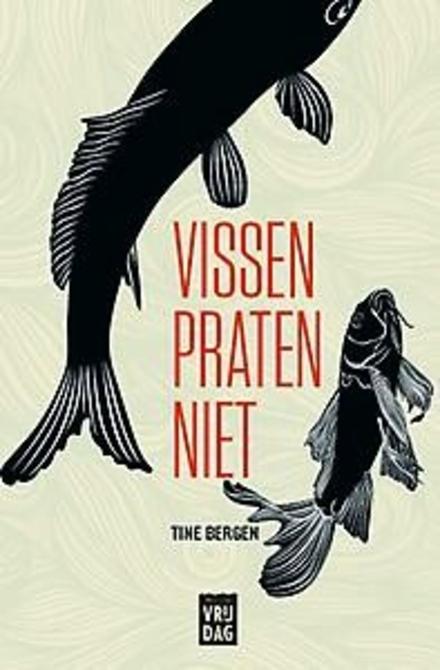 Vissen praten niet - Steengoede thriller van Leuvense auteur