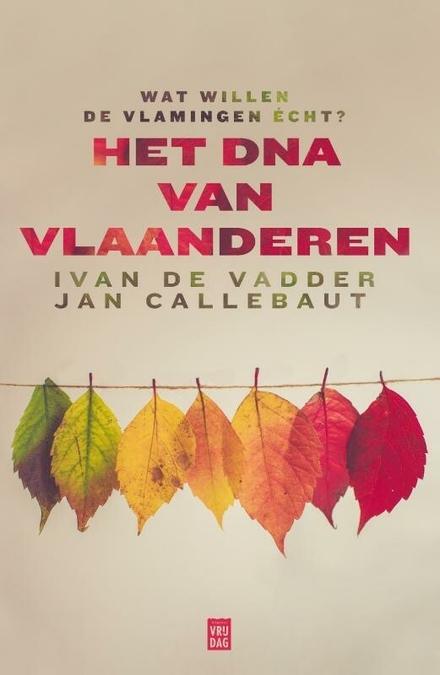 Het DNA van Vlaanderen : wat willen Vlamingen echt?