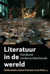 Literatuur in de wereld : handboek moderne letterkunde