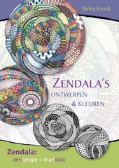 Zendala's ontwerpen en kleuren