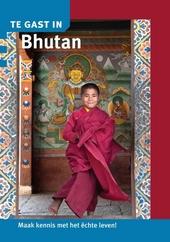 Te gast in Bhutan