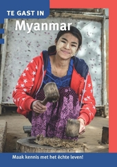 Te gast in Myanmar