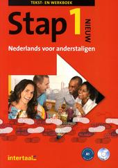 Stap. Nieuw : Nederlands voor anderstaligen. Deel 1, Tekst- en werkboek