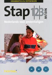 Stap. Nieuw : Nederlands voor anderstaligen. Deel 1/2/3, Grammatica & oefeningen