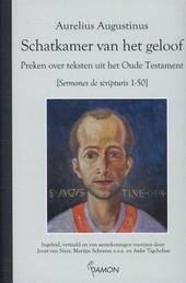 Schatkamer van het geloof : preken over teksten uit het Oude Testament : Sermones de scripturis 1-50