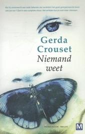 Niemand weet : literaire thriller
