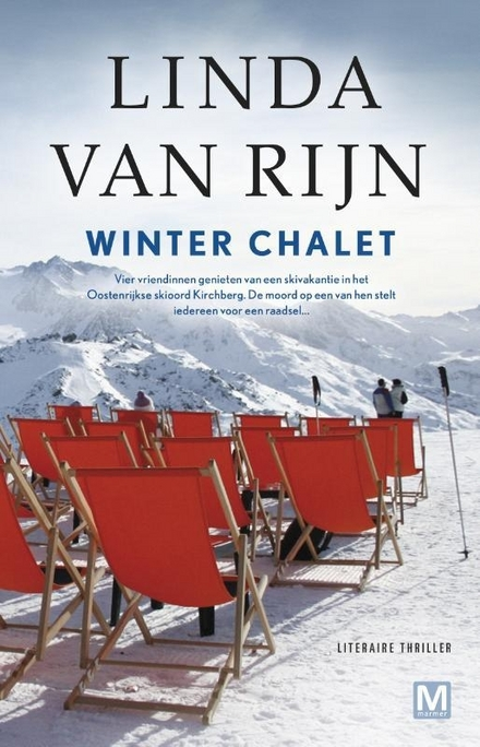 Winter chalet : literaire thriller