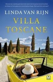 Villa Toscane : literaire thriller