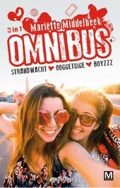 Strandwacht ; Ooggetuige ; Boyzzz : zomeromnibus 3 in 1