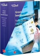 Van Dale groot beeldwoordenboek Nederlands, English, Français, Deutsch, Español