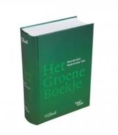 Het Groene Boekje : woordenlijst Nederlandse taal
