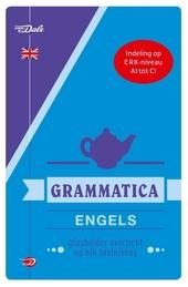 Van Dale grammatica Engels : glashelder overzicht op elk taalniveau