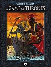 A game of thrones. Boek 2