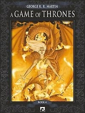 A game of thrones. Boek 4