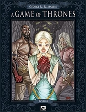 A game of thrones. Boek 8
