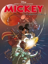 Mickey : de cyclus van de magiërs. 4