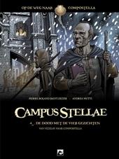 De dood met de vier gezichten : van Vézelay naar Compostella