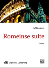 Romeinse suite : literaire thriller