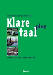 Klare taal plus! : grammatica voor gevorderden