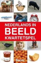 Nederlands in beeld : kwartetspel