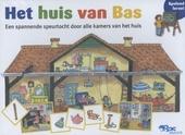 Het huis van Bas : een spannende speurtocht door alle kamers van het huis