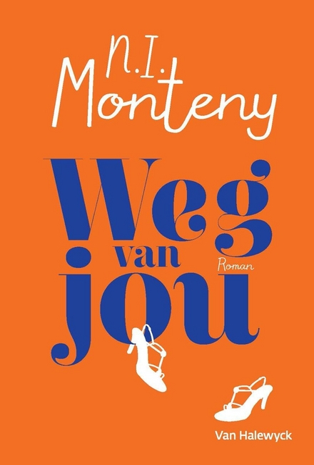 Leestip foto van: Weg van jou | Een boek van N.I. Monteny