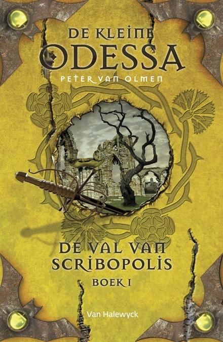 De val van Scribopolis. Boek 1