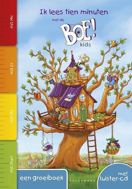 Ik lees tien minuten met de Boe!kids