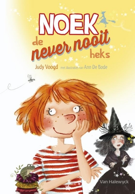 Noek, de never nooit heks
