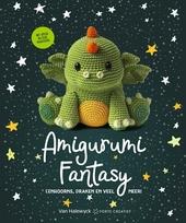 Amigurumi fantasy [1] : eenhoorns, draken en veel meer!